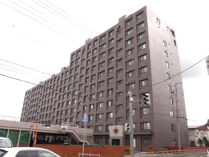 ロイヤルシャトー野幌Ⅱ大規模修繕工事(平成22年)