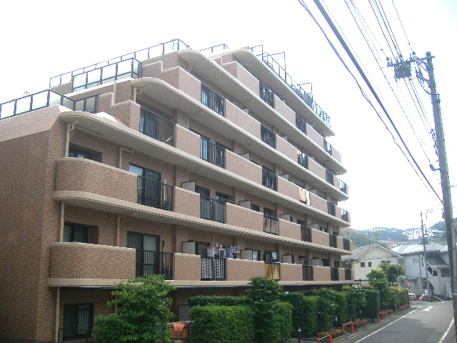 稲城ハイライズ大規模修繕工事
