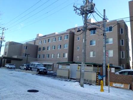 南24条シティハウス外壁他大規模修繕工事