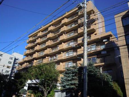 円山公園ハウス大規模修繕工事