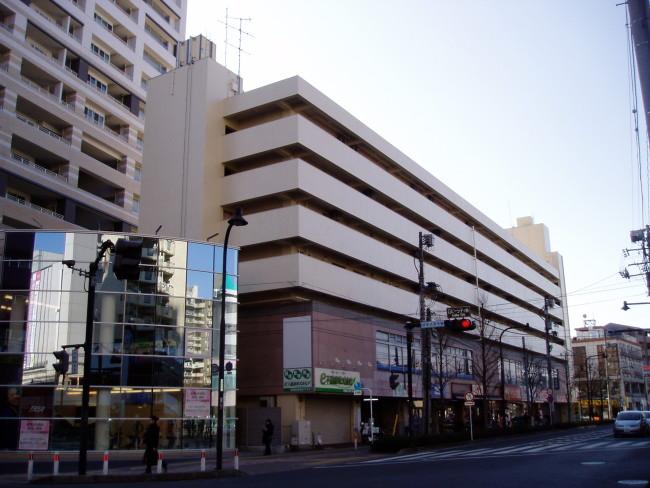 相模大野駅前共同ビル大規模修繕工事