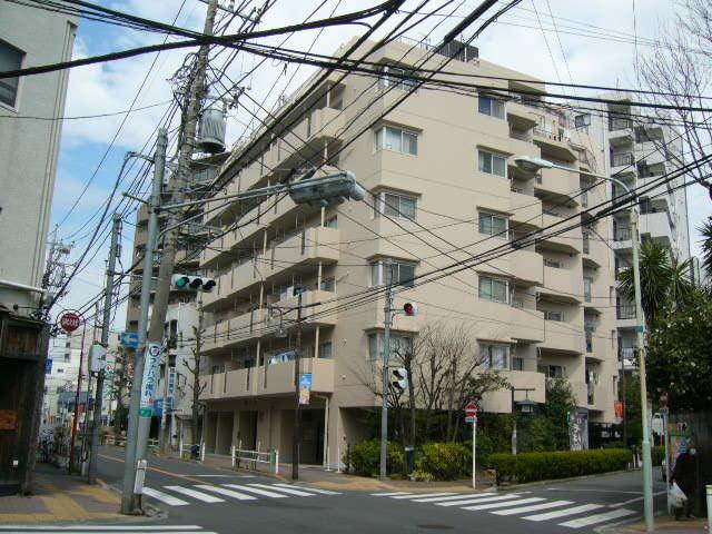 志村坂上パークハイツ第二回大規模修繕工事