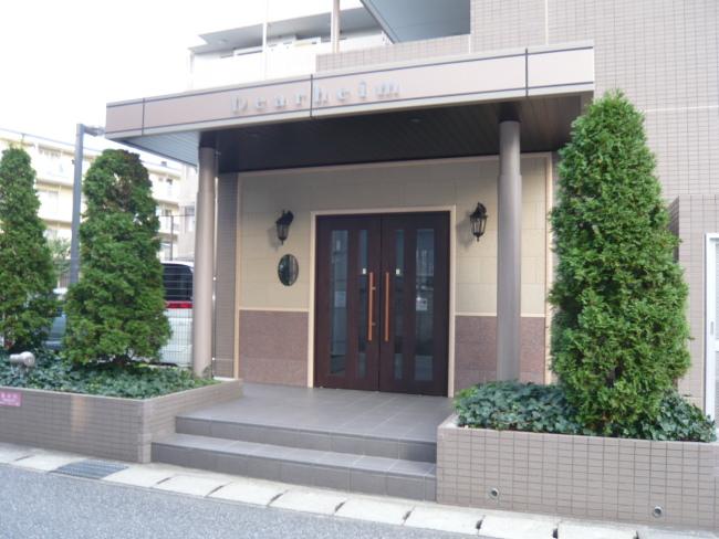 ディアハイム北松戸エントランス改修工事
